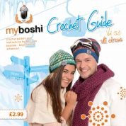 MyBoshi Crochet Guide Patterns & Instructions Book Vol 5.0