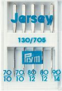 Prym Jersey Ball Point Sewing Machine Needles