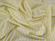 Lady McElroy Cotton Shirting Fabric  Yellow