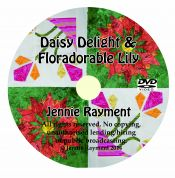 Jennie Rayment Daisy Delight Patchwork Quilting DVD