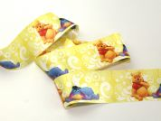 50mm Simplicity Disney Winnie Blanket Binding  Yellow