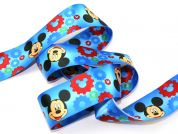 50mm Simplicity Disney Mickey Blanket Binding  Blue