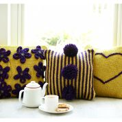 Stylecraft Cushions Special XL Knitting Pattern Booklet  Super Chunky