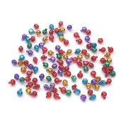 Darice Jewel Coloured Round Craft Bells
