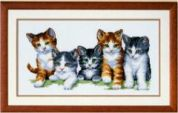 Vervaco Counted Cross Stitch Kit We Are Family