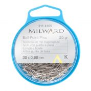 Milward Ball Point Dressmaking Pins