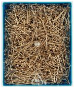 Prym 0.65 x 16mm Straight Mild Steel Pins 16mm  Gold