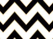 Camelot Fabrics Nightfall Chevron Poplin Quilting Fabric