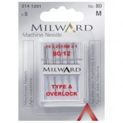 Milward Overlocker Sewing Machine Needles