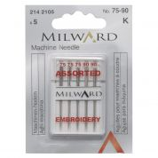 Milward Embroidery Machine Needles
