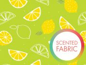 Camelot Fabrics Scented Quilting Fabric Lemon Zest