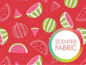 Camelot Fabrics Scented Quilting Fabric Watermelon