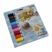 Panduro Fabric Marker Pens  Assorted Colours