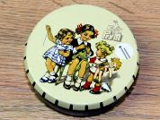 Prym Dressmaking Straight Pins in a Vintage Style Tin - Children