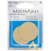 Milward Rubber Needle Grabbers