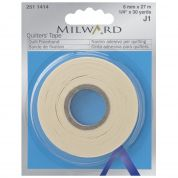 6mm Milward Quilters Tape 27m