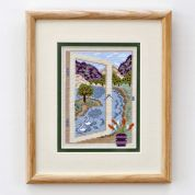 Twilleys of Stamford Loch View Cross Stitch Kit