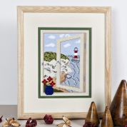 Twilleys of Stamford Coast View Cross Stitch Kit