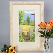 Twilleys of Stamford Spring Seasonal Walk Cross Stitch Kit