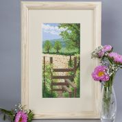 Twilleys of Stamford Summer Seasonal Walk Cross Stitch Kit