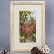 Twilleys of Stamford Autumn Seasonal Walk Cross Stitch Kit