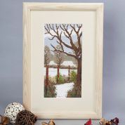 Twilleys of Stamford Winter Seasonal Walk Cross Stitch Kit