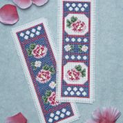 Twilleys of Stamford Twilight Roses Bookmark Cross Stitch Kit