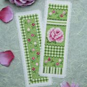 Twilleys of Stamford Rose Medley Bookmark Cross Stitch Kit