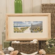 Twilleys of Stamford Down to the Beach Cross Stitch Kit