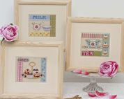 Twilleys of Stamford Afternoon Tea Cross Stitch Kit
