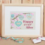 Twilleys of Stamford Happy Ever After Cross Stitch Kit