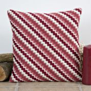 Twilleys of Stamford Zig Zag Cushion Long Stitch Kit