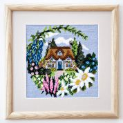 Twilleys of Stamford Summer Cottage Tapestry Kit