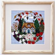 Twilleys of Stamford Autumn Cottage Tapestry Kit