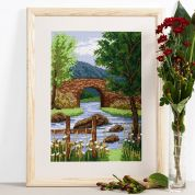 Twilleys of Stamford Mountain Scene Tapestry Kit