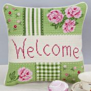 Twilleys of Stamford Welcome Cushion Tapestry Kit
