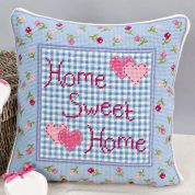 Twilleys of Stamford Home Sweet Home Cushion Tapestry Kit