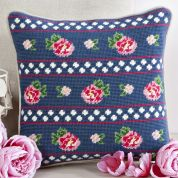 Twilleys of Stamford Twilight Roses Cushion Tapestry Kit