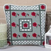 Twilleys of Stamford Poppy Dawn Cushion Tapestry Kit