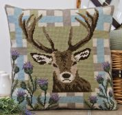 Twilleys of Stamford Highland Stag Tapestry Kit