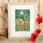 Twilleys of Stamford Across The Fields Tapestry Kit