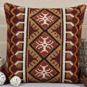 Twilleys of Stamford Maya Large Count Cushion Cross Stitch Kit