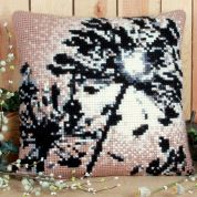 Twilleys of Stamford First Light Large Count Cushion Cross Stitch Kit