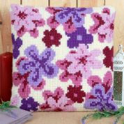 Twilleys of Stamford Dreamy Haze Large Count Cushion Cross Stitch Kit