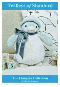 Twilleys of Stamford Knitting Kit Percy Penguin
