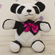 Twilleys of Stamford Penny Panda Knitting Kit