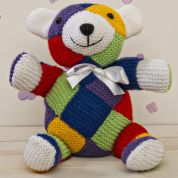 Twilleys of Stamford Harley Bear Knitting Kit