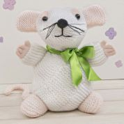 Twilleys of Stamford Monty Mouse Knitting Kit