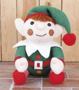 Twilleys of Stamford Knitting Kit Christmas Elf