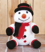 Twilleys of Stamford Knitting Kit Christmas Snowman